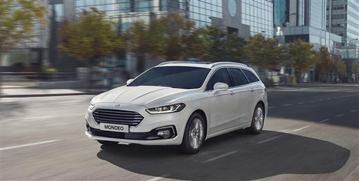 ▲Ford Mondeo。(圖/Ford提供)