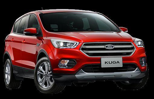 ▲Ford Kuga。(圖/Ford提供)