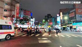新北市,蘆洲,外送員,Food Panda,車禍,搶黃燈,闖紅燈