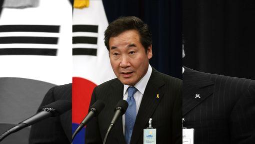 南韓國務總理李洛淵(圖)22日將出席日本德仁天皇的登基儀式,日本政府表示,雖為時已晚,但很慶幸他現在能訪問日本。(圖/圖取自維基共享資源;作者Korean Culture and Information Service,CC BY 2.0)