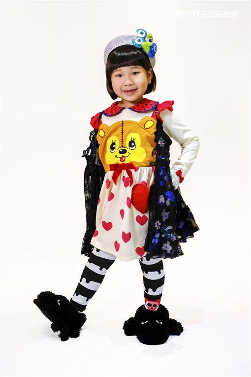 6歲超萌女娃胖球出道發單曲  索尼音樂提供