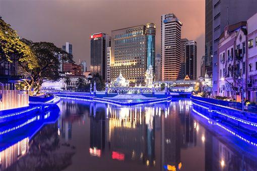 ▲吉隆坡生命之河(圖/shutterstock.com)
