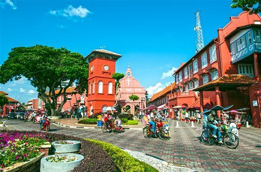 ▲搭三輪車馬六甲古城遊(圖/馬來西亞觀光局)