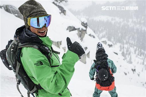 The North Face,北面,FUTURELIGHT,防水面料,登山圖/品牌提供