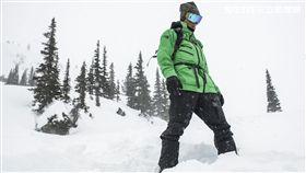 The North Face,北面,FUTURELIGHT,防水面料,登山 圖/品牌提供