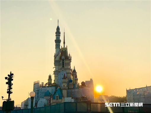 香港迪士尼樂園。(圖/記者馮珮汶攝)