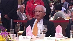 劉泰英出席李登輝募款餐會 記者吳宜蓁攝