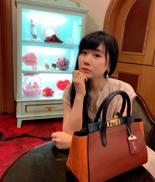第一次在台灣喝喜酒! 福原愛「照平常穿」…到現場驚喊:規矩跟日本有差(圖/翻攝自福原愛臉書)