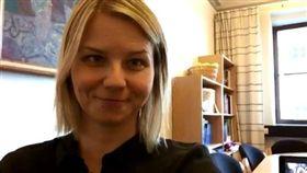 反送中/角逐諾貝爾和平獎!挪威美女議員提名「香港人」 挪威議員 Guri Melby 反送中 香港 圖/翻攝自gurimelby推特