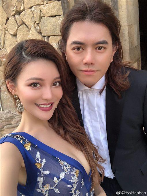 康熙來了製作人B2結婚 圖/微博 YouTube 臉書