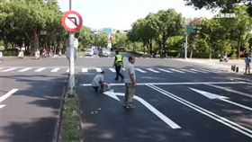 怎麼走才不違規...竹科左轉專用道竟然禁左轉