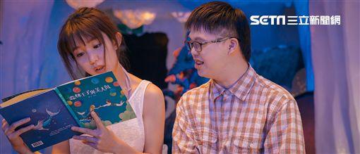 藍正龍,郭書瑤,《傻傻愛你,傻傻愛我》/華映提供