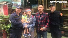 邰智源,坤達,警察,新北,翻攝畫面