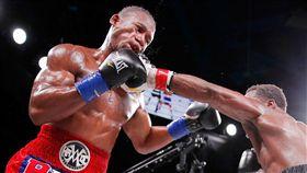 ▲27歲拳擊手戴伊(Patrick Day)比賽中遭擊倒送醫腦部重創過世。(圖/路透社)