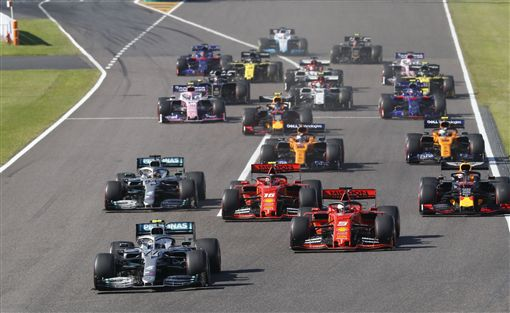 ▲Mercedes-AMG Petronas Motorsport 車隊六連霸。(圖/Mercedes-Benz提供)