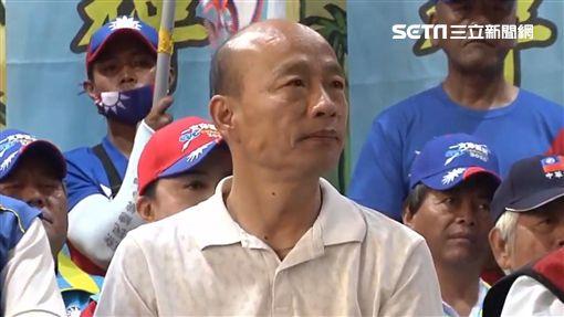 韓國瑜1017 記者李依璇翻攝