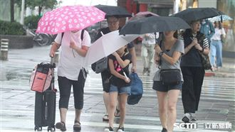 雨停在「這天」!週末有希望陽光露臉