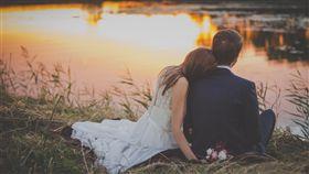 結婚,情侶,夫妻,翻攝自pixabay