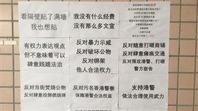 政大驚見「中國版」連儂牆!網友力讚