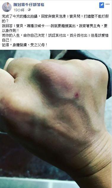 陳冠霖/臉書 YT