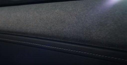 ▲Mazda預告首款電動車內裝(圖/翻攝網路)