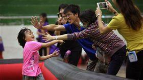 ▲幼兒足球讓馬祖初體驗。(圖/迷你足球協會提供)