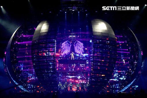 周杰倫嘉年華演唱會上海站杰威爾提供