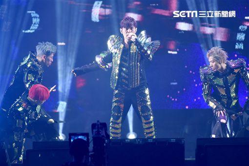 周杰倫嘉年華演唱會上海站 杰威爾提供
