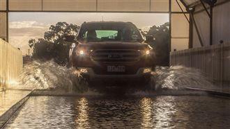 因應各種氣候環境 福特嚴格測試車輛