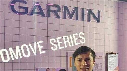 Garmin推新品 擴大穿戴裝置族群Garmin 17日舉行發表會,推出全新vivomove系列、Venu系列AMOLED螢幕GPS智慧錶,擴大穿戴裝置族群。中央社記者江明晏攝 108年10月17日