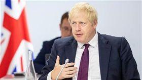 英國,強生,脫歐,另謀出路,脫歐協議(圖/取自facebook.com/borisjohnson)