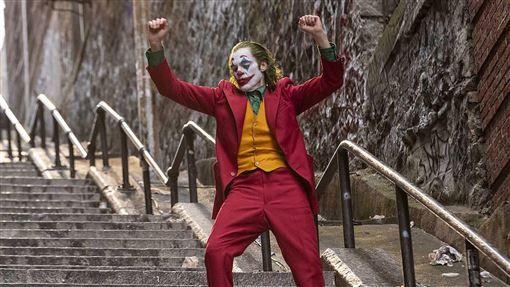 小丑,引起共鳴.主角心聲,港人,想對政府說(圖/中央社)