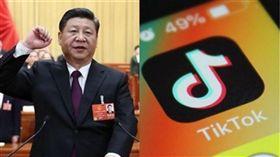 馬克祖克伯揭露,抖音為符合中國政府審查,竟伸手介入香港的社會輿論。(組合圖/資料照)