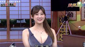 美腿女神茉晶超「胸」猛自認只有C!康哥站起來急確認!