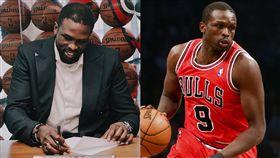 NBA/簽約公牛 「滷蛋」宣布退休 NBA,芝加哥公牛,Luol Deng,退休 翻攝自推特