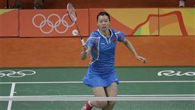 ▲中國羽球女將李雪芮宣布退休。(圖/美聯社/達志影像)