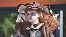 娃娃(示意圖/翻攝自pixabay)