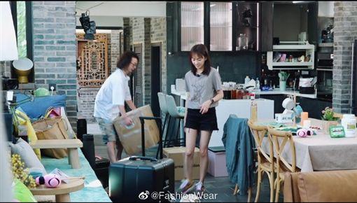 陳意涵、許富翔/微博