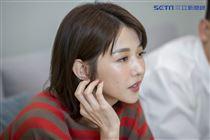 《陪你很久很久》主演邵雨薇、李淳接受三立新聞網專訪。(圖/記者林士傑攝影)
