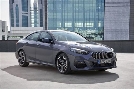 ▲BMW 2 Series Gran Coupe(圖/翻攝網路)