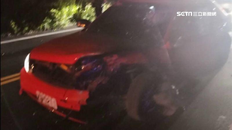 78歲翁疑疲勞駕駛…撞對向車釀2傷