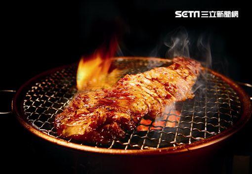 牛角燒肉,吃到飽