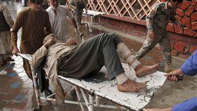 阿富汗東部清真寺「正在禮拜時」爆炸!至少29死逾百傷 圖/美聯社/達志影像