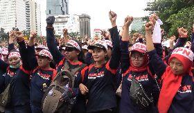 印尼明年最低工資調升8.51%