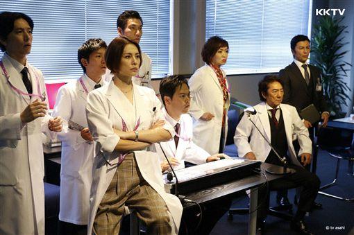 米倉涼子《派遣女醫X6》(KKTV提供)