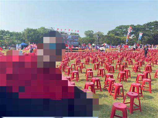 韓國瑜,總統候選人,台南,傾聽之旅,造勢,PTT 圖/翻攝自PTT