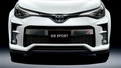 ▲Toyota C-HR GR Sport(圖/翻攝網路)
