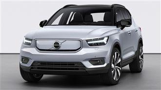 終於來了 Volvo首款電動車登場