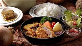 ▲咖哩飯(圖/泰迪農園咖哩提供)