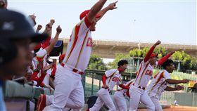 ▲中國隊在亞錦賽兩度擊敗韓國隊奪季軍。(圖/中華棒協提供)